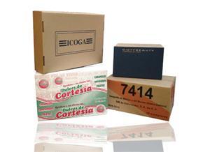 Caja de cartón de Fabricación Especial