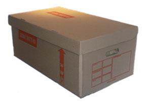 Caja de cartón para Archivo Muerto