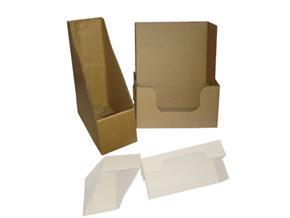 Revistero de cartón